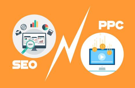 SEO vs PPC: цены, преимущества и отличия